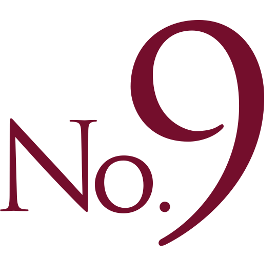 No. 9 Chef Services Logo